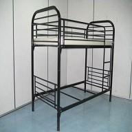 Double Decker Metal Bed