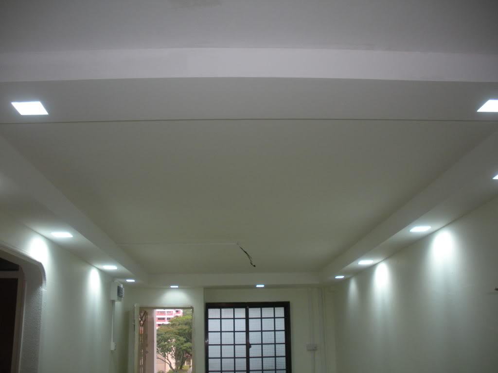 Light Box Plaster Ceiling   Ceiling Designs